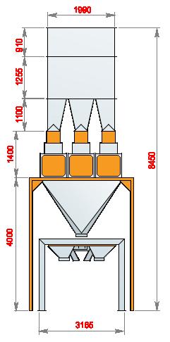 Шестистанционный Весовыбойный Аппарат