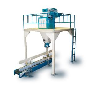 Автоматическая весовыбойная установка
