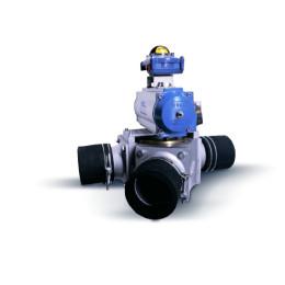 Пневматический перекидной клапан (2)