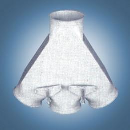 Клапан трёхпоточный 60° (тип А7)