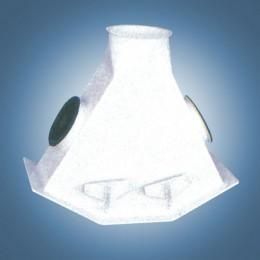 Клапан трёхпоточный 30° (тип А13)