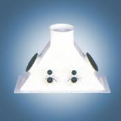 Переключатель трёхпоточный 90° (тип В7)