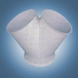 Y-образный патрубок 60° (тип Е2)