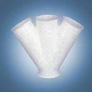 Ввод самотёчный 60° (тип F1)