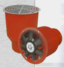 Осевые вентиляторы для силосов
