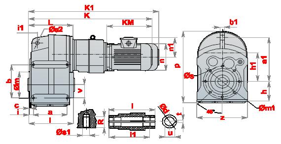 Моторедуктор_DRM_09