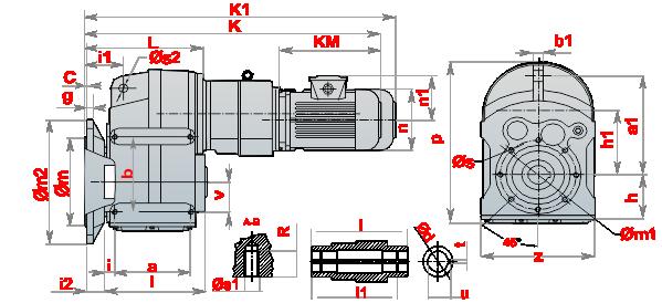 Моторедуктор_DRM_12