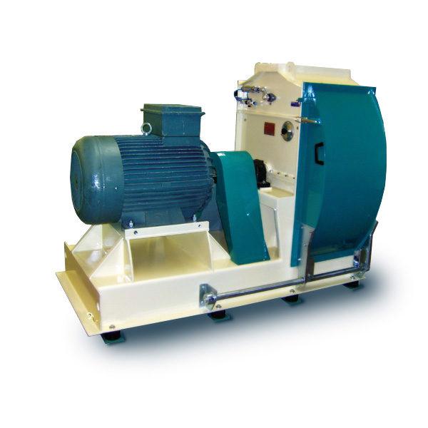 Молотковая дробилка для комбикормового завода. Комбикормовое оборудование.
