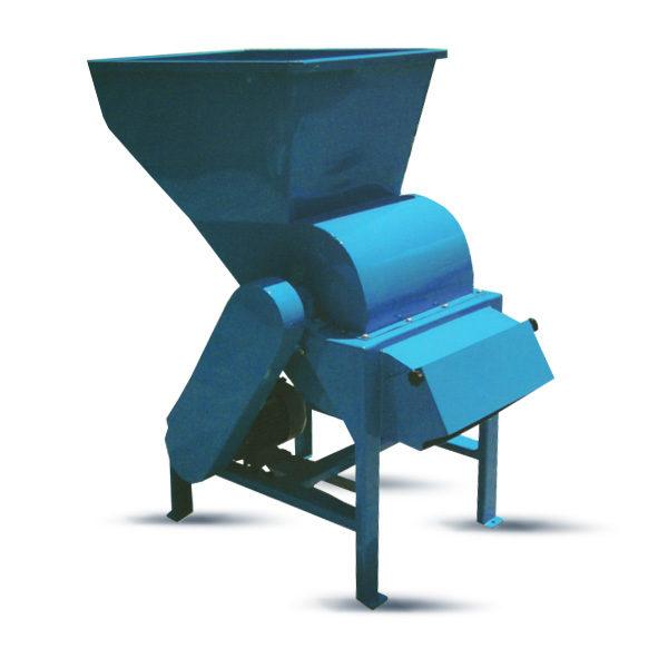Измельчитель сена (травы) для комбикормового завода. Комбикормовое оборудование.