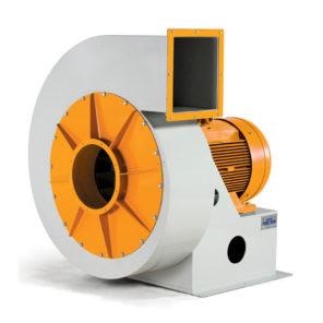 Вентилятор пневматики (Высокого давления) Помольное отделение мукомольного завода