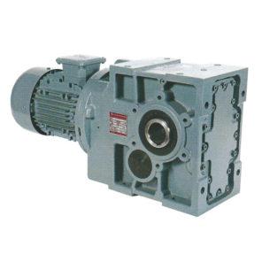 Мотор-редуктор KRM (0.12-90 кВт)