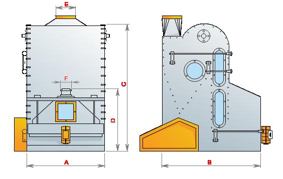 Вибрационный тарар (концентратор) Оборудование для мукомольной промышленности.