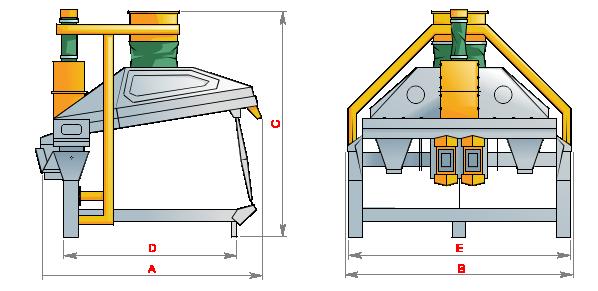 камнеотборочная машина