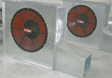 Центробежные вентиляторы для силосов