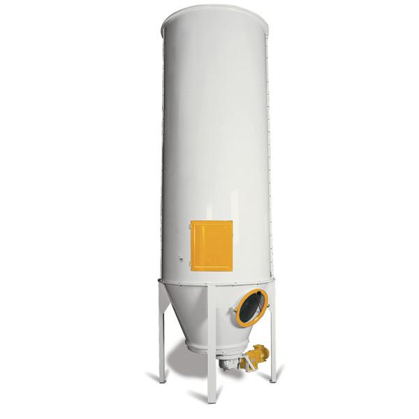 Импульсный фильтр для мукомольного завода