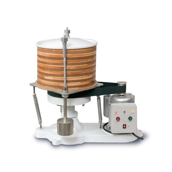 Лабораторный вибрационный ситовой анализатор 8000